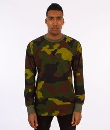 Stoprocent-Tag17 Longsleeve Camu Green