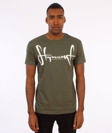 Stoprocent-Tag17 Slim T-Shirt Khaki