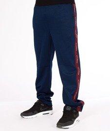 Stussy-Poly Track Pant Spodnie Dresowe Navy