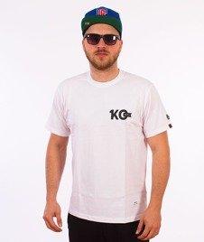 Tabasko-KO T-Shirt Biały