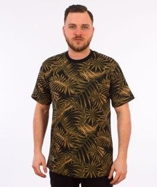 Turbokolor-Deck Crew T-Shirt Palm Muster Camo