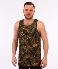 Turbokolor-Deck Tank-top Palm Muster Camo