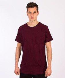 Wemoto-Sidney T-Shirt Burgundy